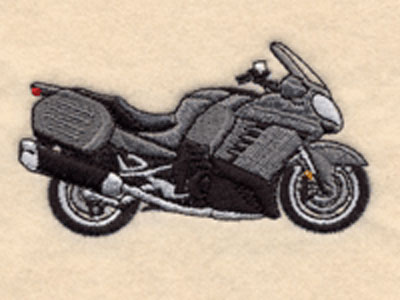 Kawasaki Concours 14 2008 -2009