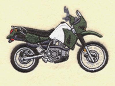 Kawasaki KLR650 2001 & Earlier