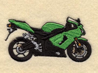 Kawasaki ZX-6R 2005-2006