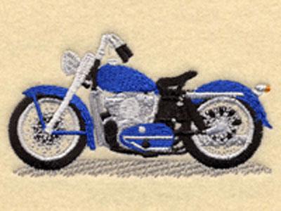 Motorcycle Generic - Antique 1