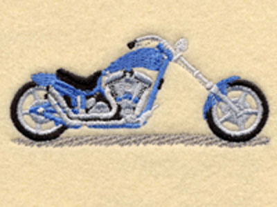 Motorcycle Generic - Chopper 1