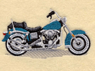 Motorcycle Generic - Cruiser 2