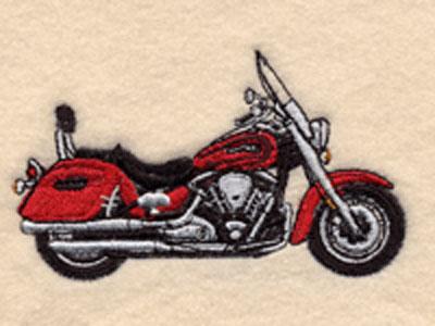 Yamaha - Road Star Silverado - Customized