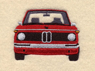 BMW 2002 Late/Small Bumpers