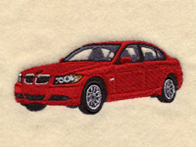 BMW 3 Series 4 Door