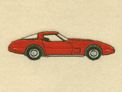 Chevrolet Corvette Coupe 1973 - 1982 (C3)