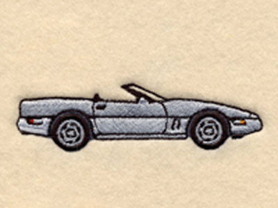 Chevrolet Corvette Convertible 1985 - 1996 (C4)