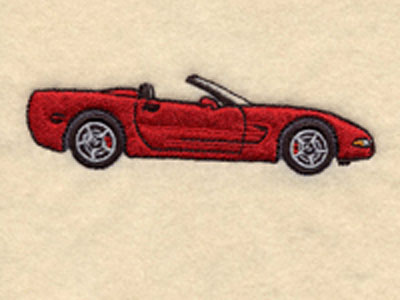 Chevrolet Corvette Convertible 2000 - 2004 (C5)