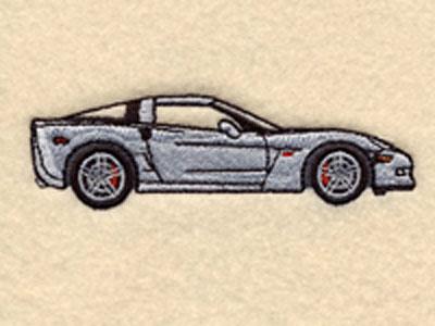 Chevrolet Corvette Z06 2006 - 2010 (C6)