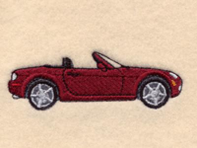 Mazda Miata NC 5Spoke