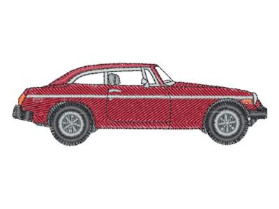 MG MBG GT
