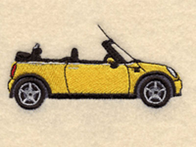 MINI Cooper Convertible 2005 and up