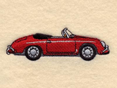 Porsche 356A Speedster 1955-1959