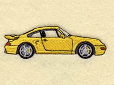 Porsche 911 Turbo S 1997 (986)