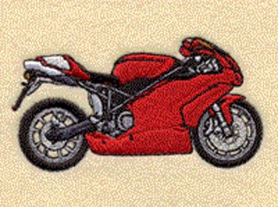 Ducati 749/999 Monoposto All