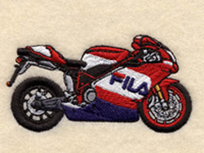 Ducati 999R Fila All