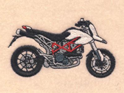 Ducati Hypermotard 2010 to 2012 - 796cc