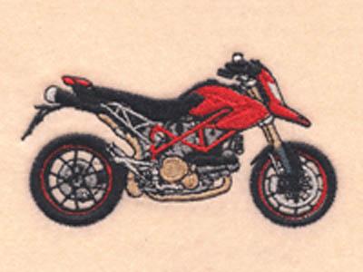Ducati Hypermotard S 2007 to 2009 - 1100cc