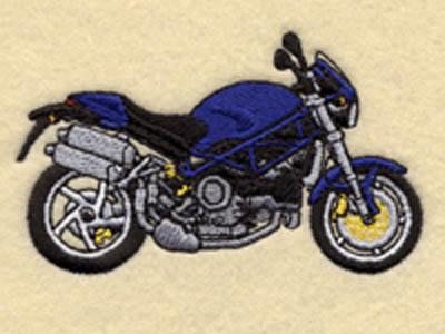 Ducati Monster S4R All