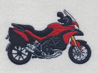Ducati Multistrada 1200 S Touring All