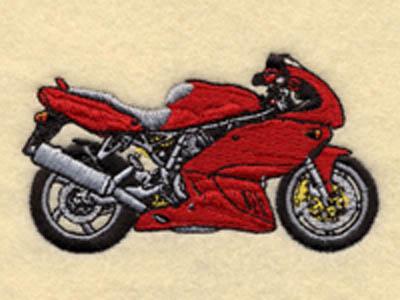 Ducati Supersport 1000DS