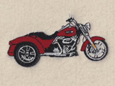 Harley-Davidson Trike - Street Glide - FLHXX 2010 - 2011