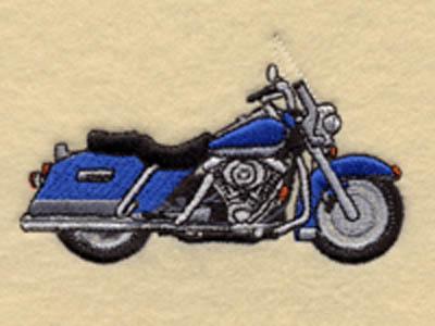 Harley-Davidson Road King - FLHR 2002 & Earlier