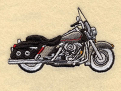 Harley-Davidson Road King Classic - FLHRCI 2002 & Earlier