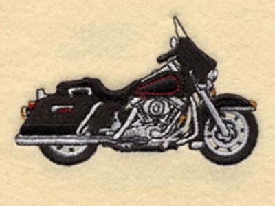 Harley-Davidson Electra Glide Standard - FLHT 2003 & Earlier
