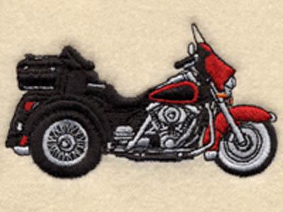 Harley-Davidson Trike - Electra Glide Standard - FLHT All