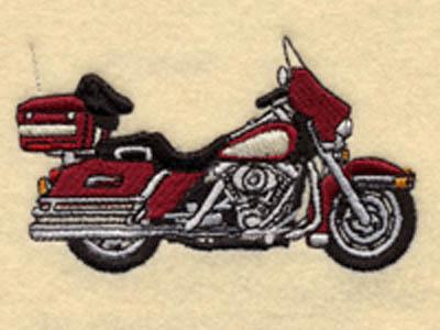 Harley-Davidson Electra Glide Classic - FLHTC 2003 & Earlier