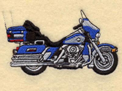 Harley-Davidson Ultra Classic Electra Glide - FLHTCUI 2002 & Earlier