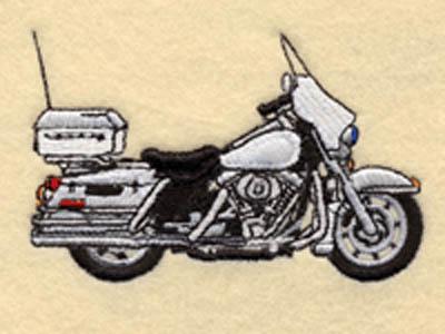 Harley-Davidson Police Electra Glide - FLHTPI Police All