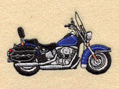 Harley-Davidson Heritage Softail Classic - FLSTC - pinstripe