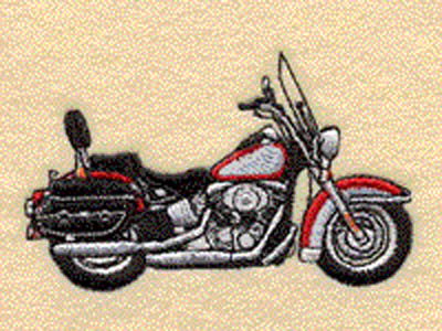 Harley-Davidson Heritage Softail Classic - FLSTC 2003 & Earlier