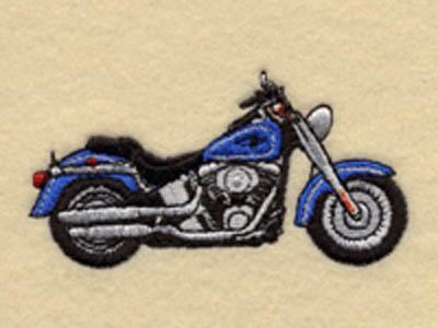 Harley-Davidson Fat Boy - FLSTF - pinstripe All
