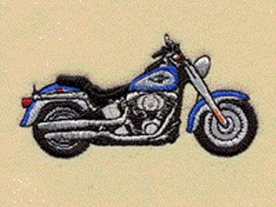 Harley-Davidson Fat Boy - FLSTF