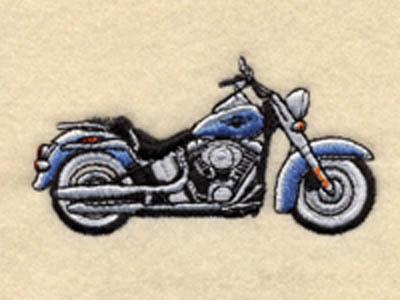 Harley-Davidson Softail Deluxe - FLSTN All