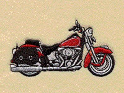 Harley-Davidson Heritage Springer - FLSTS - pinstripe