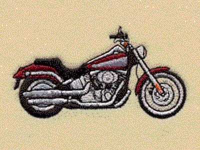 Harley-Davidson Softail Deuce - FXSTD All