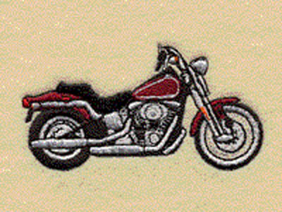 Harley-Davidson Springer Softail - FXSTS - pinstripe All