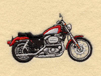 Harley-Davidson Sportster 1200 Custom - XL 1200C 2004 & Earlier, 2005