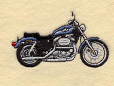 Harley-Davidson Sportster 1200 Custom - XL 1200C - Centennial 2003