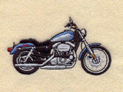 Harley-Davidson Sportster 1200 Custom - XL 1200C 2006 - 2009
