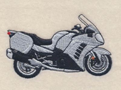 Kawasaki Concours 14 2010 - 2011
