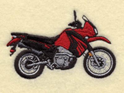 Kawasaki KLR650 2009