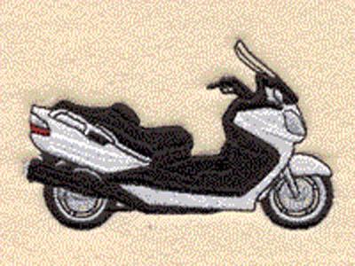 Suzuki Burgman 650 2002 - 2012