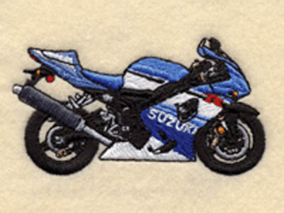 Suzuki GSX-R750 20th All