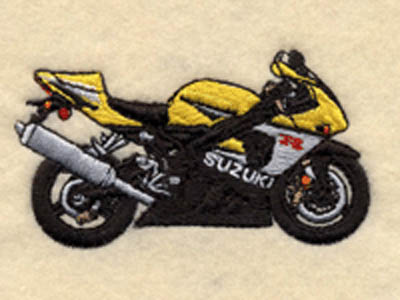 Suzuki GSX-R750 - A All
