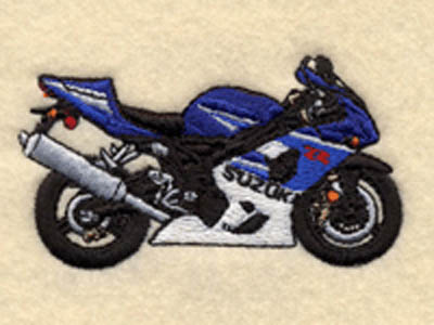 Suzuki GSX-R750 - B All